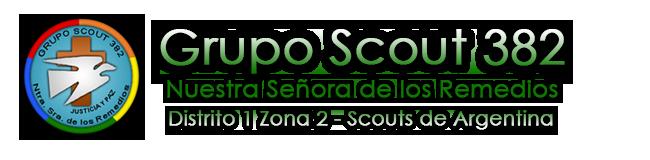 Grupo Scout 382 – Nuestra Señora de los Remedios